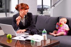 How to Find Part-time Jobs for Stay at Home Moms?