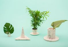 Small tabletop items from Marble Basics