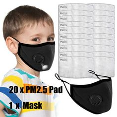 Shop - PremiumFluMasks Activated Carbon Filter, Mouth Mask, Mask For Kids, 10 Years, August 8, July 31, Children, Marketing, Products