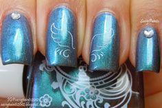 Sassy Paints: KKCenterHK Angel Wing Water Decals