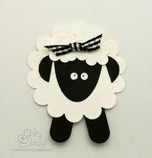 It's Timmy Time! SU punches used to make this adorable lamb! Paper Punch Art, Punch Art Cards, Sheep Cards, Timmy Time, Craft Punches, Animal Cards, Kids Cards, Baby Cards, Paper Piecing