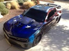Kelly Fromm S Military Tribute Zl1 Project Freedom Fighter
