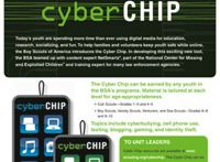 Be safe online, earn your cyber chip