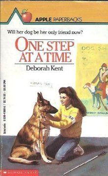 One Step At A Time by Deborah Kent  https://www.goodreads.com/book/show/6192403-one-step-at-a-time