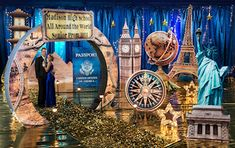 Travel the World Prom Theme Ideas                                                                                                                                                                                 More
