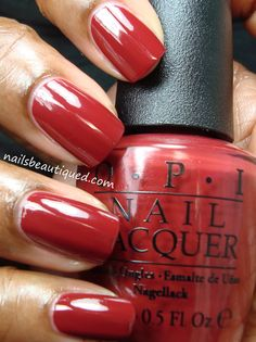 OPI San Francisco Fall 2013 Collection - Lost On Lombard