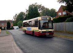 Newbury Buses Optare Vecta 808