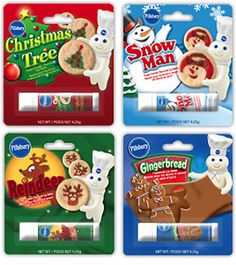 Recipe for pillsbury cookies Best Lip Gloss, Best Lip Balm, Chapstick Lip Balm, Candy Lips, Cookie Flavors, Nice Lips, Christmas Sugar Cookies, Lip Kit, Lip Care
