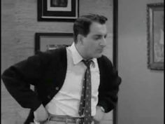 Make Room For Daddy Jack Benny Takes Dannys Job Comedy Full Episode