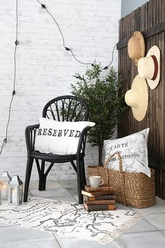 Rustic, reserved