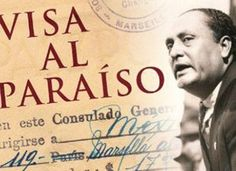 Visa to Paradise documentary about Mexican Diplomat Gilberto Bosques who help to escape Leonora Carrington, Elena Poniatowska with her family and thousands the Second World War