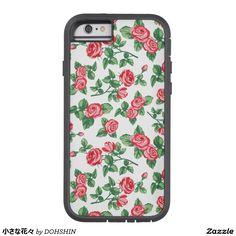 小さな花々 iPhone 6 タフ・エクストリームケース