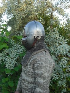 13th cent. Sectional Helmet » 8th - 13th century » Medieval On ...