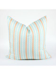 Aqua Marine Pillow