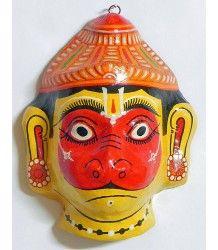 hanuman mask...