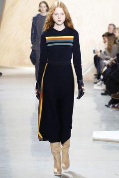Lacoste Fall 2016 Ready-to-Wear Fashion Show - Madison Stubbington