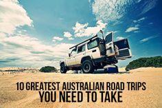 10 GREATEST AUSTRALI