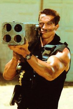 Commando - Publicity still of Arnold Schwarzenegger. The image measures 1376 * 2024 pixels and was added on 2 August Arnold Schwarzenegger Movies, Arnold Schwarzenegger Bodybuilding, Arnold Schwarzenegger Predator, Film D'action, Film Movie, Crew Cuts, Arnold Movies, Arnold Bodybuilding, Silvester Stallone