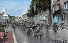 Ghosts of war - France; taken prisoner