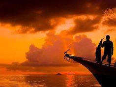 Schöne Bilder mit viel roter Farbe...