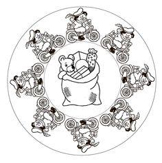 Sinterklaas Kleurplaten Mandalas.111 Geweldige Afbeeldingen Over Sinterklaas Kleurplaten