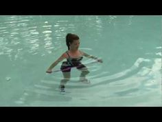 Aquatic exercises using the r:loop, an innovative, comfortable, durable, easy-to-use, effective resistance band that works great in the pool. An ideal tool f...