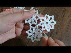 Crochet Doily Patterns, Crochet Doilies, Crochet Home, Irish Crochet, Crochet Tablecloth, Crochet Videos, Crochet Earrings, Projects To Try, Knitting