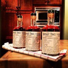 Buffalo Trace - rare bourbons via @kevin