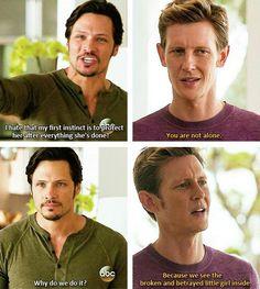 Nolan and Jack #revenge