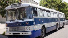 Olodtimer Hugarian Bus (Ikarus)