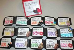 Image about diy in Regalos🍭💁 by Amanda S. on We Heart It Bf Gifts, Love Gifts, Couple Gifts, Boyfriend Gifts, Craft Gifts, Gifts For Him, Ideas Aniversario, Little Presents, Anniversary Gifts