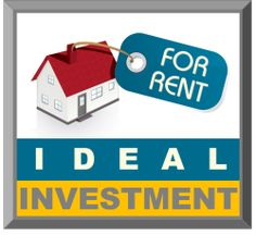 Rental homes are the IDEAL investment because they offer a higher rate of return than other investments without the volatility of the stock market. https://themarycoxteam.wordpress.com/2017/04/06/rentals-are-ideal/