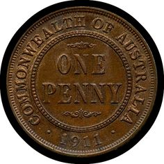 1911 Pence Graded: Choice Uncirculated Quality and Authenticity Guaranteed Please ask questions in order to make an informed decision to purchase. Aussie Australia, Melbourne Australia, Old Cameras, Thing 1, Antique Coins, Old Money, Food Stamps, Sweet Memories, Coin Collecting