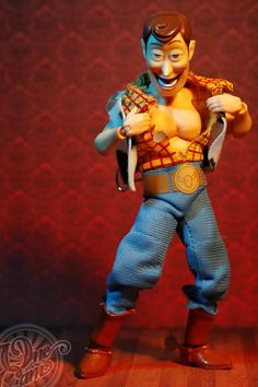 woody toy story muscle
