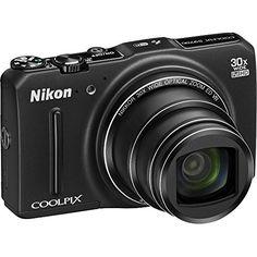 Nikon COOLPIX S9700 16.0 MP Wi-Fi Digital Camera with 30x...