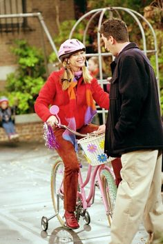 Phoebe's first bike :)