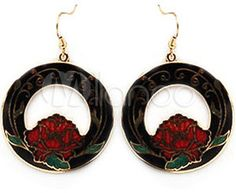 #Milanoo.com Ltd          #Earrings                 #Gorgeous #Circle #Peony #Cloisonn #Alloy #Women's #Club #Earrings            Gorgeous Circle Peony Cloisonn Alloy Women's Club Earrings                                              http://www.seapai.com/product.aspx?PID=5709182