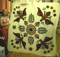 Little Quilts Blog: Fly Like an Eagle!!
