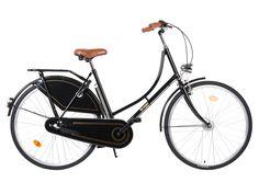 Městské kolo v retro stylu Brugge 3g | Citybikes