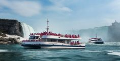 What is the difference between Hornblower and the Maid of the Mist | Marriott Niagara Falls Blog