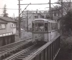 昭和42年頃 高戸橋付近 高戸橋付近 昔のイメージ