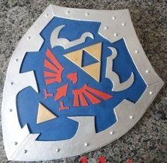 Hylian Shield The Legend Of Zelda