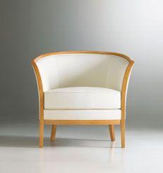 Madeleine Lounge Chair - Bernhardt Design for Bernhardt Design