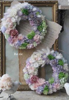preserved flower http://rozicdiary.exblog.jp/23984499/