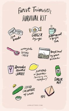 Bébé Chronicles: First Trimester Survival Guide - tips for helping ease your morning sickness during pregnancy — June Letters Studio Pregnancy Announcement, Pregnancy Early First Time Pregnancy, Pregnancy First Trimester, First Trimester Tips, Early Pregnancy, 5 Weeks Pregnant, Getting Pregnant, Pregnancy Health, Pregnancy Tips, Pregnancy Nutrition