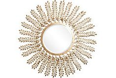 "One Kings Lane - The Mirror Market - Brandi 31"" Mirror $269"