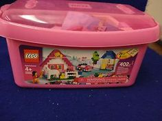 J Lego Set 5560 w Container Instructions do not Know If Complete 4 5 Lb | eBay