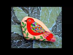 The Art of Stone Painting   Birds - Empress of Dirt