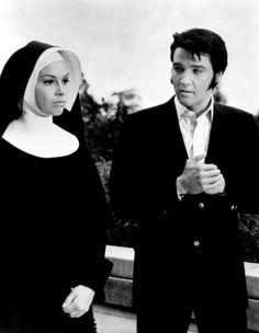 Mary Tyler Moore & Elvis, Change of Habit