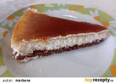 Vynikající karamelový cheesecake recept - TopRecepty.cz Cheesecake, Rum, Desserts, Cheesecakes, Deserts, Dessert, Postres, Room, Cheesecake Pie